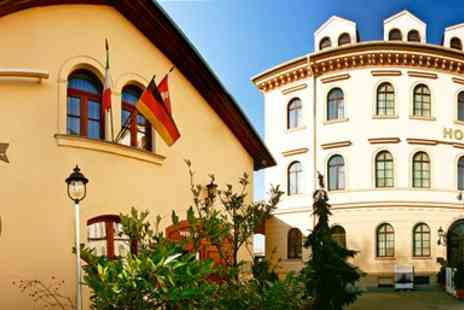 Hotel Bayerischer Hof Dresden - Two Night Suite Stay for 2 with Meals - Save 38%