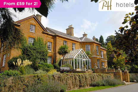 Sedgebrook Hall - One night stay for two with breakfast in Northamptonshire - Save 0%