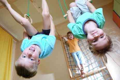 Phoenix Gymnastics Academy - Entry to Play Gym , or One Month Pass With Weekly Classes - Save 0%