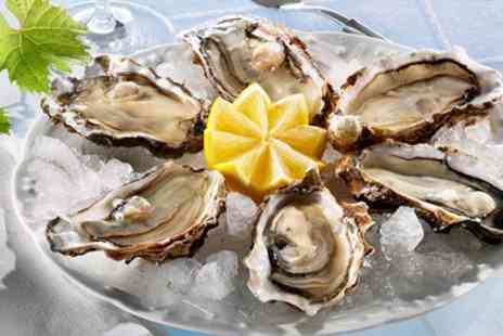 Chamberlains - Oysters & Bubbly for Two   - Save 42%
