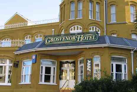 Grosvenor Hotel - 2 Night Devon Stay for two - Save 55%