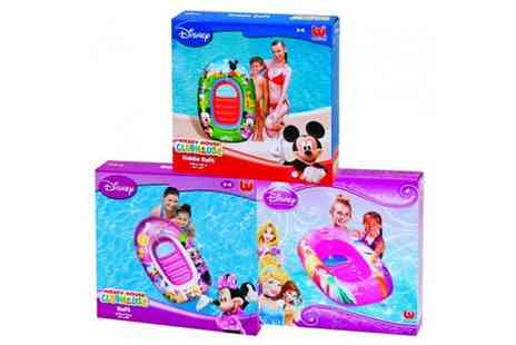 All Boxed Up - A Choice of Disney Inflatable Dinghy Boats - Save 33%