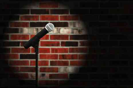 Monkey Barrel Comedy - Two Friday night comedy tickets - Save 0%