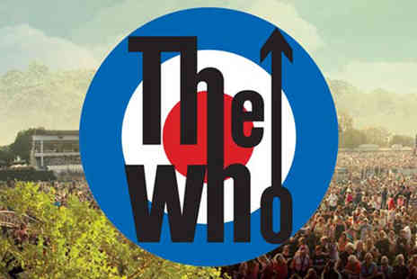 The Omega Holidays Group - One night London stay including a full English breakfast and ticket to see The Who - Save 0%