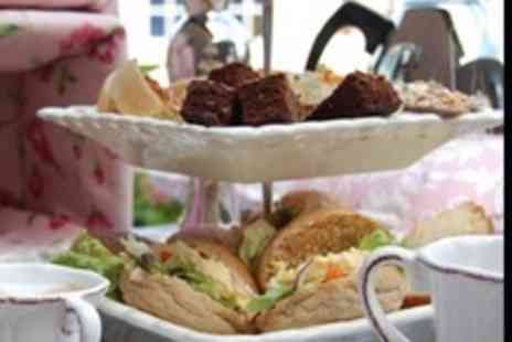 The Picture House - Afternoon Tea For Four With Glass of Bubbly Each - Save 63%