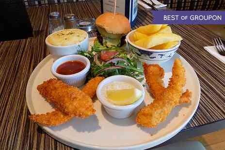 Teddys Girls - Pub Grub Platters For Two With Soft Drink Each - Save 0%