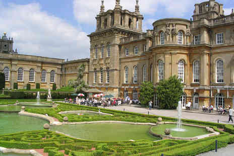 Blenheim Palace - Two Course Lunch with Champagne and Annual Entry to Bleinheim Palace - Save 14%