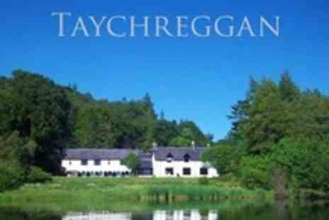 Taychreggan Hotel - One Night Stay For Two With Breakfast and Prosecco - Save 55%