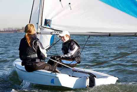 ShoreSports - Two Hour Dinghy Hire For One - Save 53%