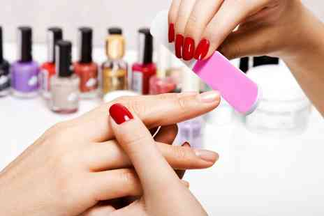 The White Room - Shellac Nails  - Save 0%