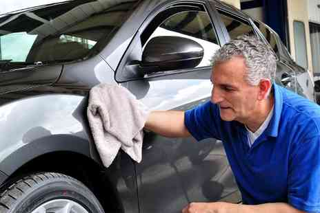 Hand Car Wash Coryton - Platinum Car Valet With Cleanse and Wax - Save 53%