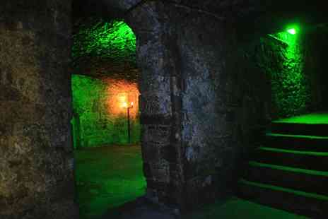 Auld Reekie Tours 3 - The Original Underground, Ghost Torture, Haunted Vaults and Graveyard  Tours - Save 50%