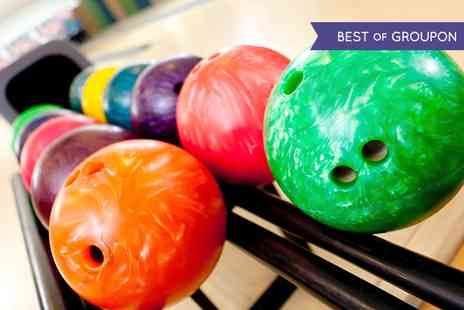 Strike Ten Bowl - Bowling and Drinks For Up to Six - Save 64%