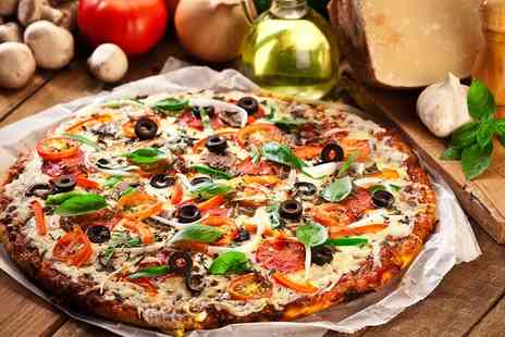 Rubino - Pizza or Pasta Meal For Two - Save 62%