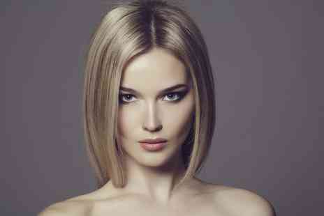 Crystal Cuts - Highlights With Cut and Blow Dry  - Save 59%