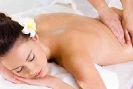 Obsidian Pyramid - One Hour Full Body Swedish or Thai Massage - Save 51%
