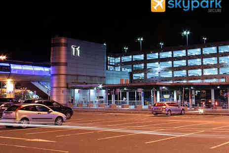 SkyParkSecure - 20% Off Parking at 13 Airports - Save 0%