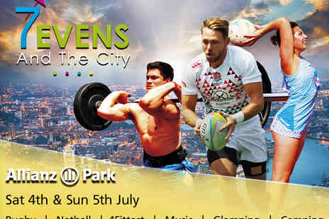 Sevens and the City - Tickets to Sevens and the City Sports and Music Festival - Save 50%