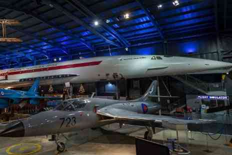 Fleet Air Arm Museum -  Entry For Two Adults or Family of Five  at Fleet Air Arm Museum - Save 52%