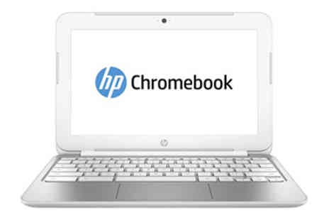 "Buy It Direct - HP J0B88EA 11.6"" Chromebook 11 Grade A Refurb - Save 46%"