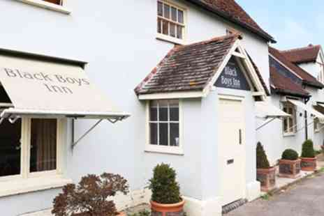 Black Boys Inn - Delicious 3 Course Meal & Bubbly for 2 - Save 58%