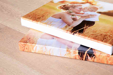 Your Image On Canvas - A Choice of Personalised Photo Canvases Including Delivery - Save 51%