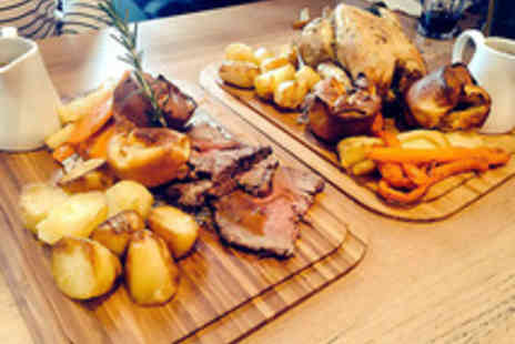 Pitch - Sunday Board Meal with a Cocktail Each for Two - Save 49%
