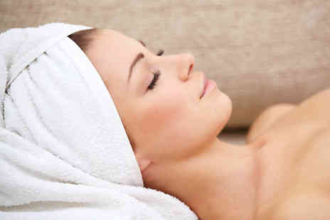 N.SPA - A Choice of Vitamin Facial, Body Wrap or Body and Face Pamper Package - Save 58%