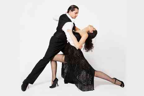 Elite Dance - Ten Ballroom and Latin Dance Lessons - Save 81%