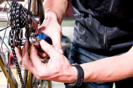 Cycle Hub Medway - Bicycle Maintenance Service  - Save 50%