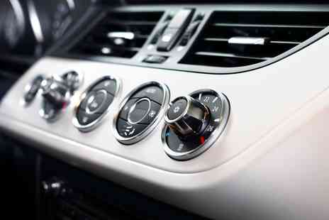 Autobahn - Car Air Con Service With Re Gas and Anti Bacterial Cleanse - Save 74%