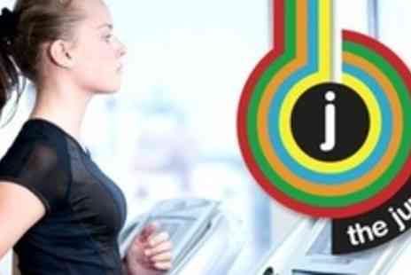 The Junction - Ten Individual Gym Passes - Save 90%