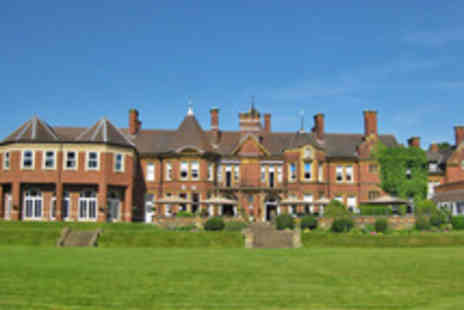 Moor Hall Hotel & Spa - One or Two Night Country House Dining Stay near Birmingham - Save 55%