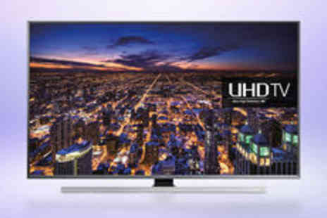 "Electrical Experience - Samsung UE48JU7000 48"" 4K TV with FREE five year guarantee  FREE delivery - Save 0%"