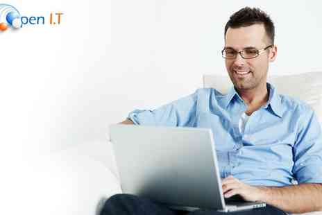 Open IT Training - CISCO Training Package with Optional CCNA Exam - Save 96%
