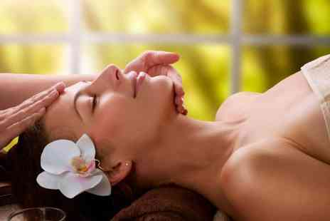 Sandra Kelly Beauty & Tanning - Deluxe beauty package including a facial, manicure, brow wax and Indian head massage  - Save 73%