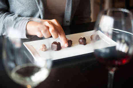 Candleland Catering - Chocolate and Wine Tasting Course with Canapés for One - Save 43%