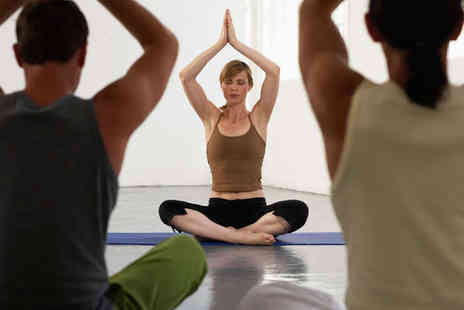 Planet Yoga - One  Hot Yoga or Hot Pilates Classes - Save 56%