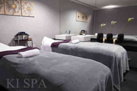 Ki Spa at Nuffield Health - Indulgent Spa Experience with Massage and Facial for One  - Save 52%