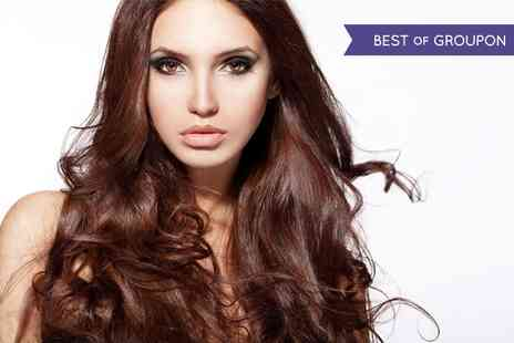 Lynda - Cut, Blow Dry and Condition With T-Section Highlights - Save 73%