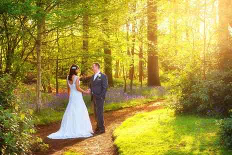 Yew Lodge Country House - Wedding Package With Bridal Suite, Food and Drink - Save 57%