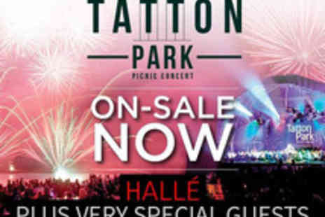 Cuffe & Taylor Touring - Tickets to Halle Orchestra at the Tatton Park Picnic Concert - Save 0%