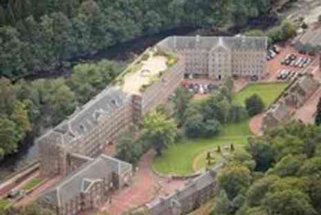 The New Lanark Mill Hotel - New Lanark World Heritage Site Escape with Dining Option - Save 29%