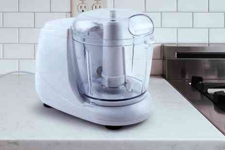 Food Processor - Compact Food Processor, Delivery Included - Save 0%