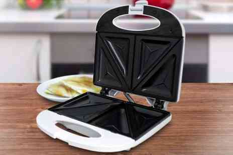 Non-Stick Toastie Maker - Non Stick Toastie Maker, Delivery Included - Save 0%