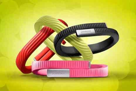 Jawbone UP24 -  Fitness and Sleep Tracking Band in a Choice of Colour and Size Delivery Included - Save 30%