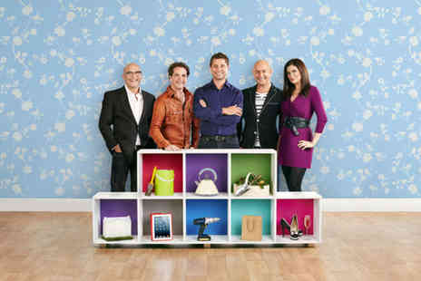Ideal Home Show Scotland - One ticket to the Ideal Home Show  - Save 33%
