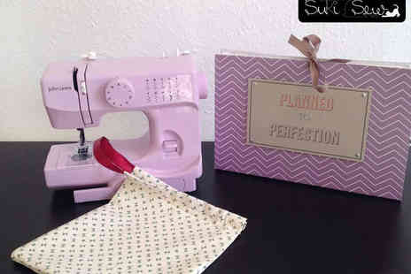 Suki Sew - Hour Long Taster Sewing Demonstration Class - Save 72%