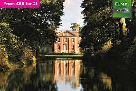 De Vere Venues Warbrook - Contemporary Rooms on the Border of Hampshire and Berkshire - Save 43%