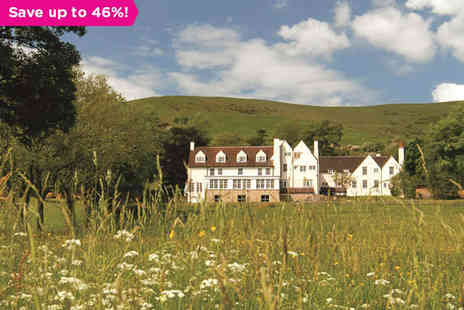 Losehill House Hotel & Spa - Award Winning Food and the Peak Districts Hidden Gem - Save 43%